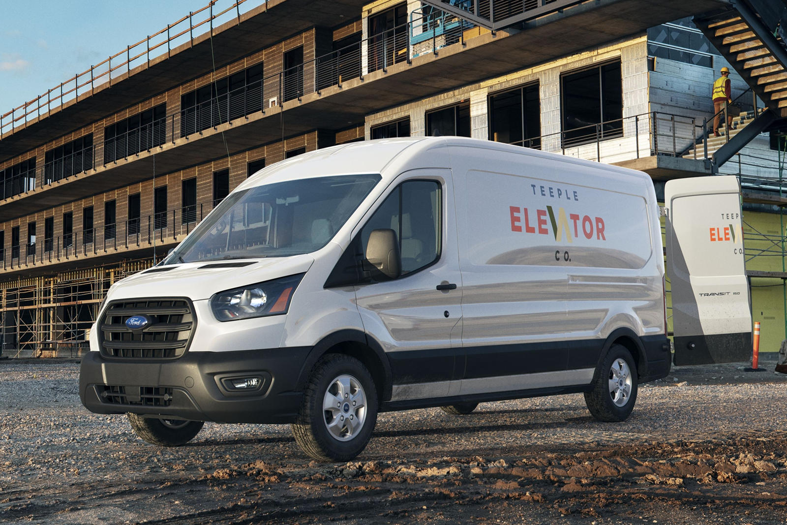 2020 ford transit cargo van review trims specs price new interior features exterior design and specifications carbuzz carbuzz