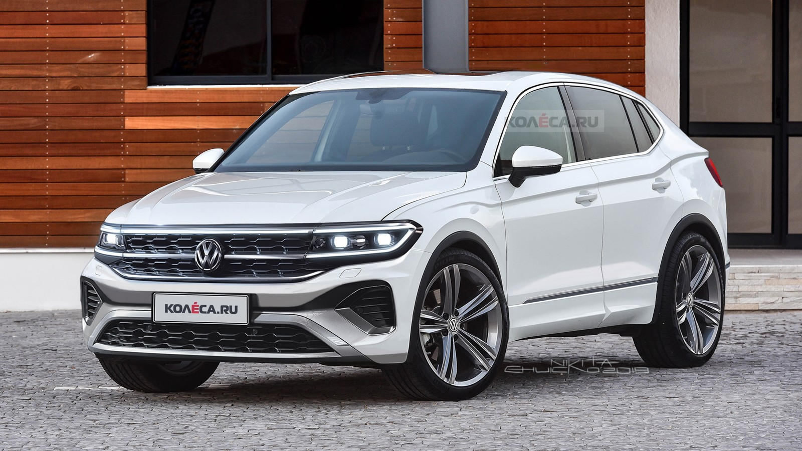 2018 VW Tiguan Hybrid: Rumor Or Reality? >> Next Gen Volkswagen Tiguan Is Getting A Radical Redesign Carbuzz