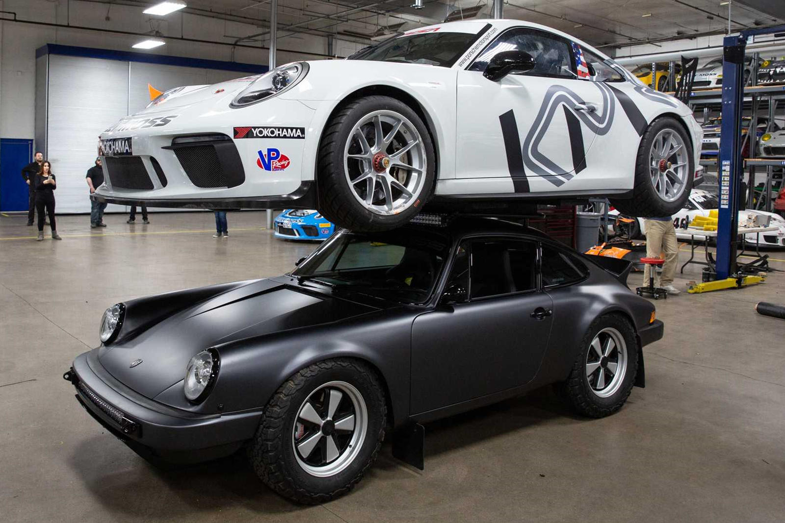 This Old School Porsche 911 Shames All Cayennes And Macans