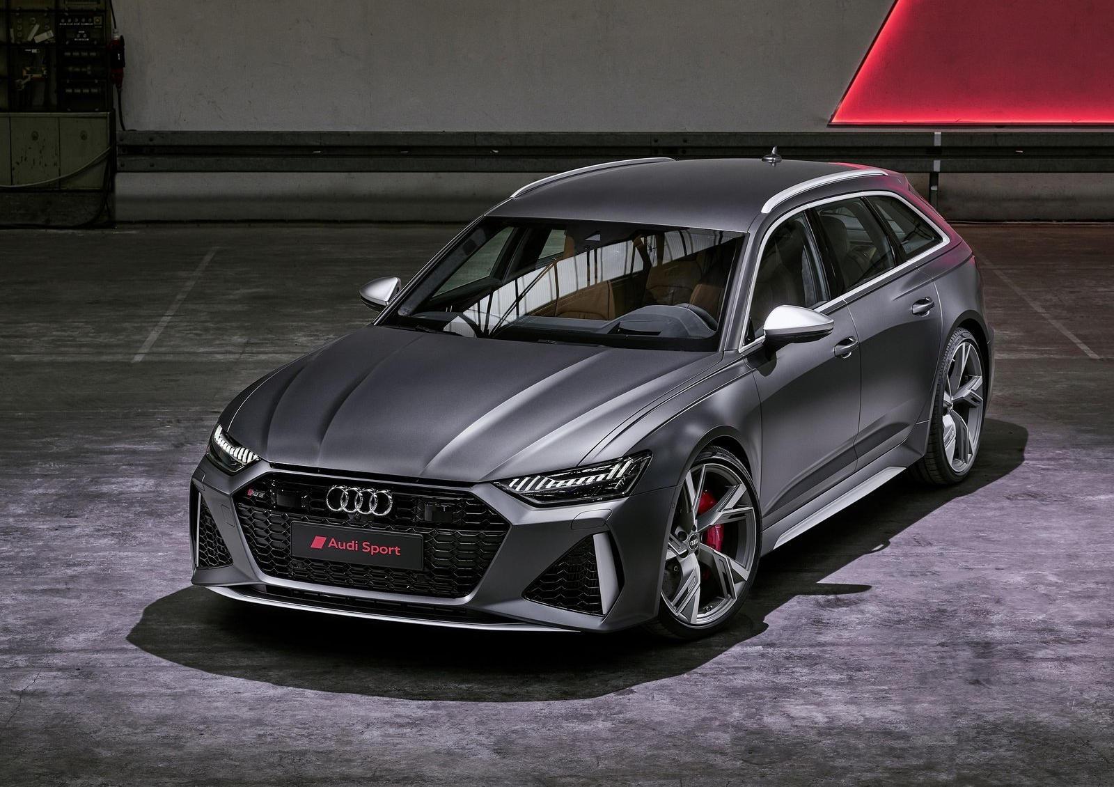 Audi Rs6 2021
