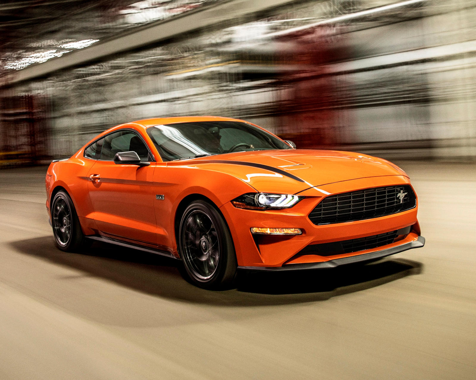 Ford Mustang SVO Name Ditched For Obvious Reason