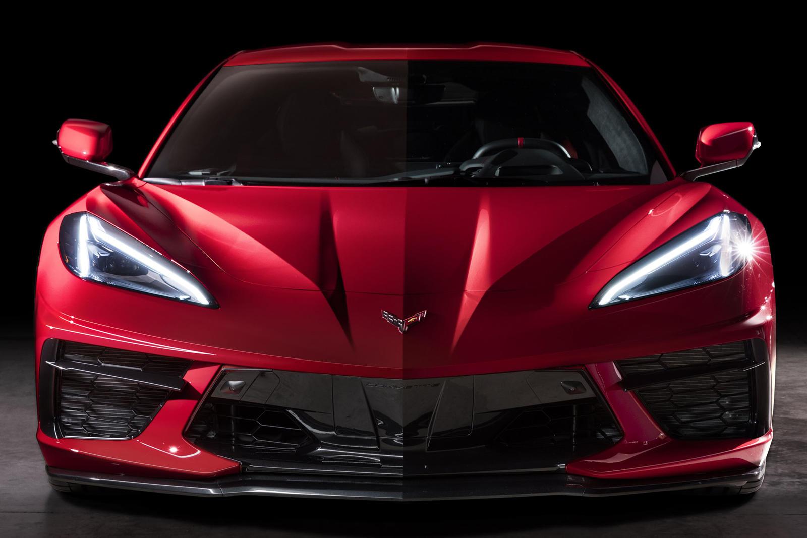 Someone Has Made A Strange C8 Corvette Discovery