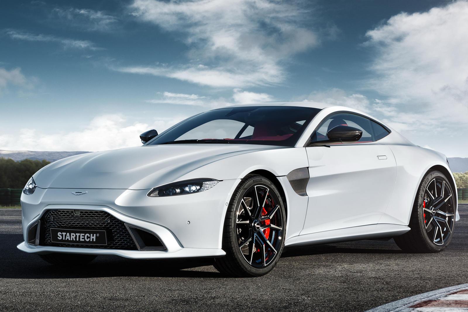 Is This 600-HP Aston Martin Vantage Worth It?