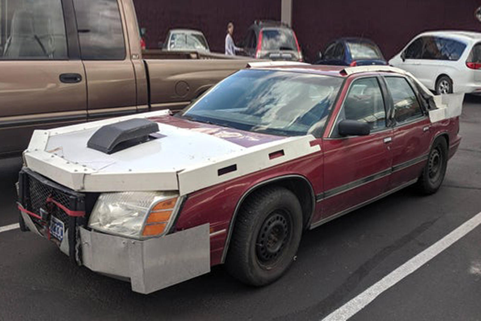 21 Car Mod Atrocities That Will Permanently Alter Your Brain
