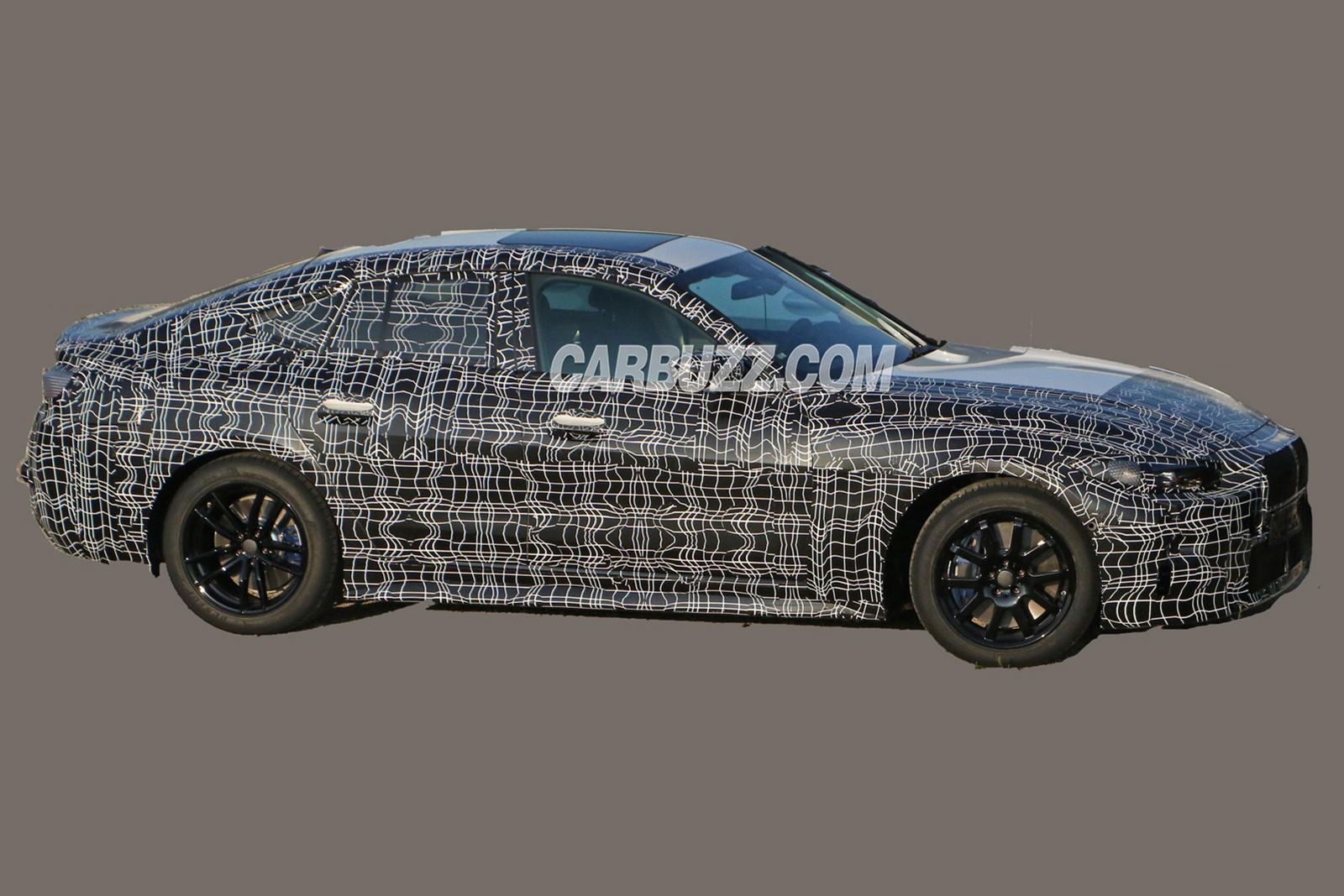 New BMW 4 Series Gran Coupe Looks A LOT Like The i4