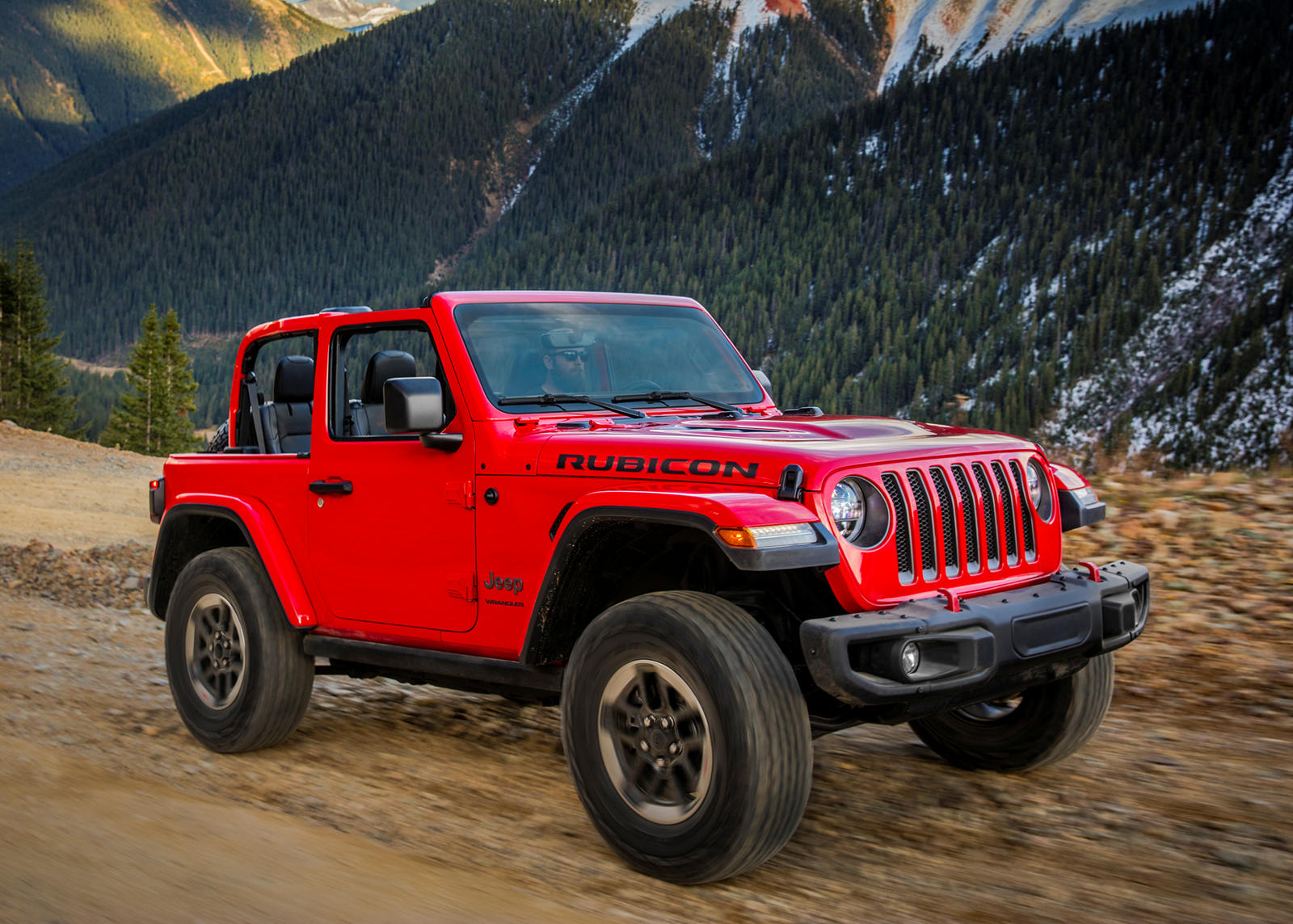 2020 Jeep Wrangler Diesel Will Have An Epic Amount Of Torque