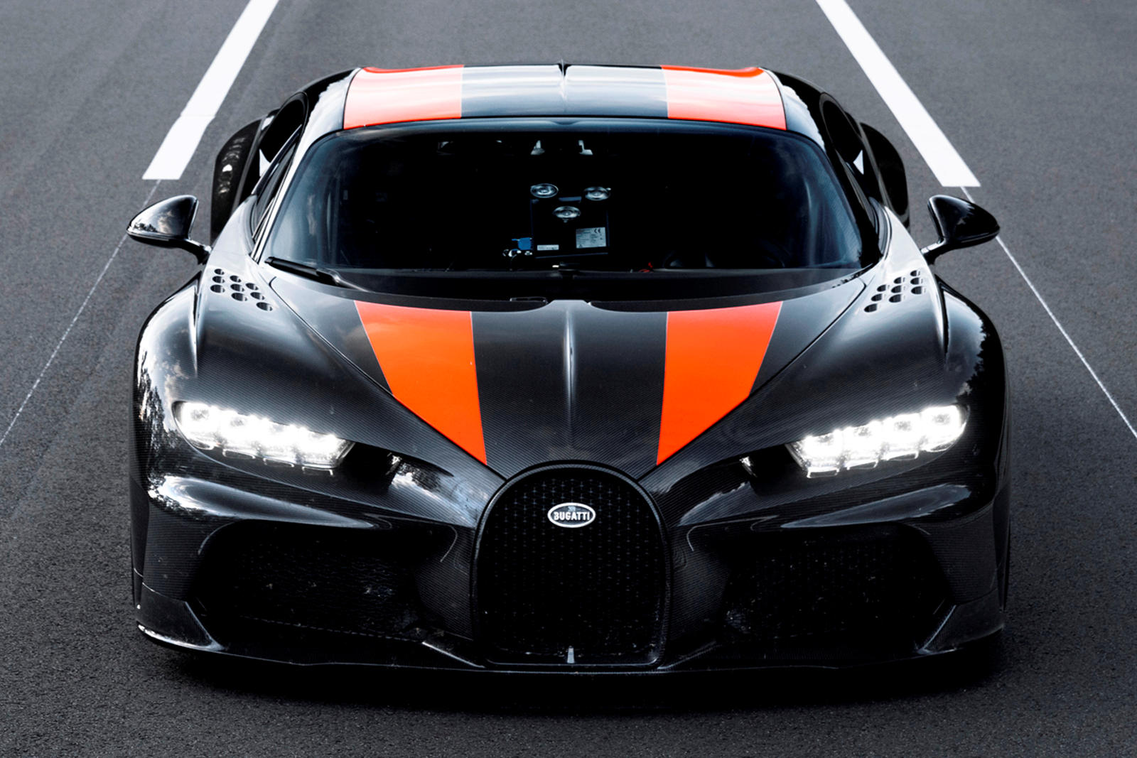 Bugatti May Not Be Done Yet With The Chiron