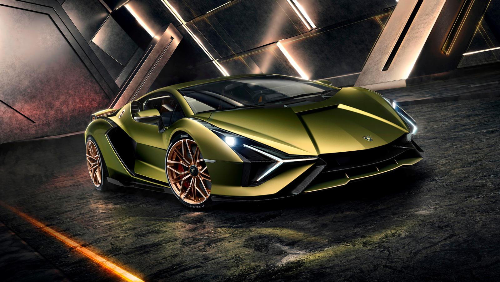 Lamborghini Sian Review Trims Specs Price New Interior Features Exterior Design And Specifications Carbuzz