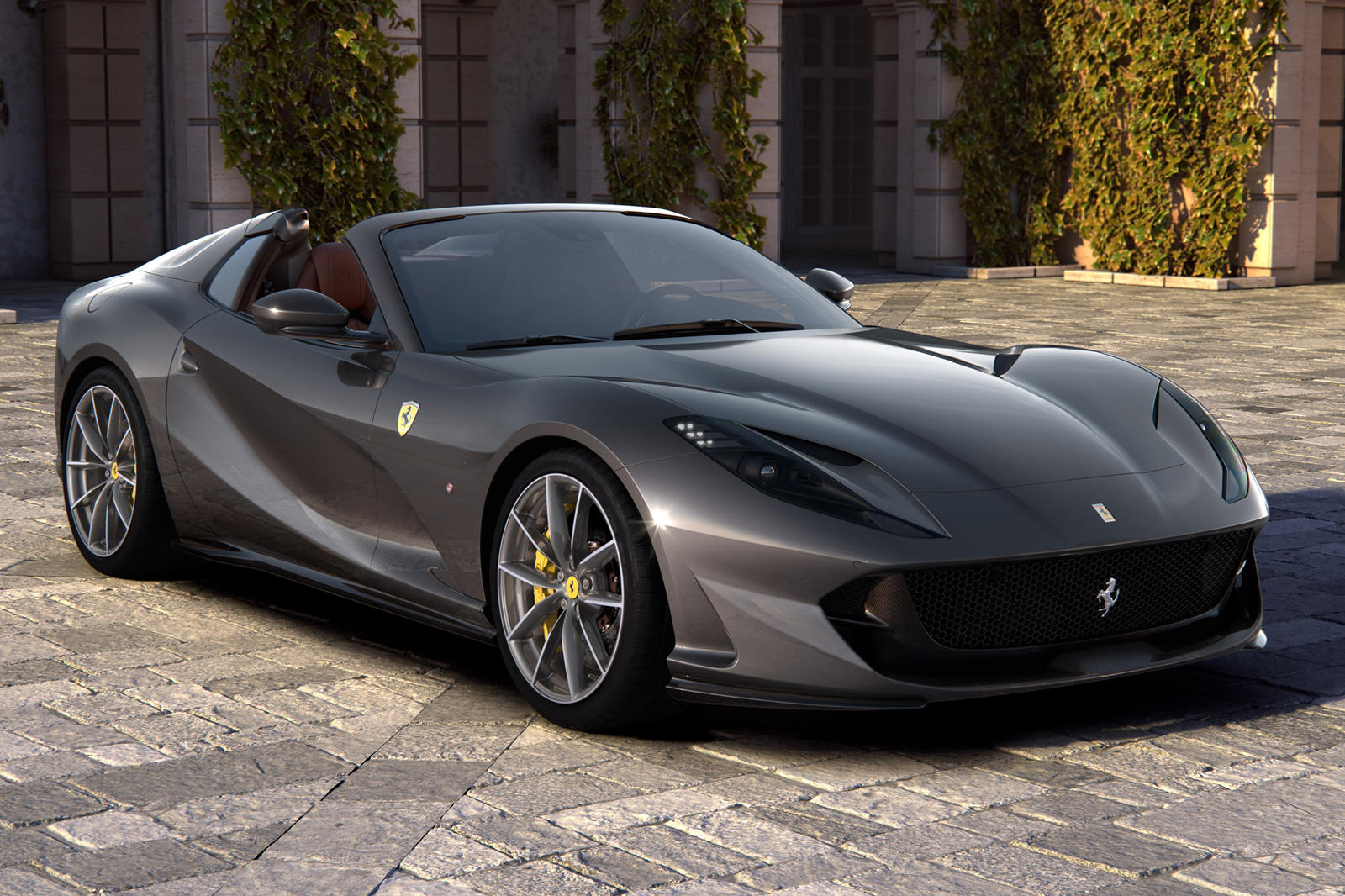 Ferrari 812 Gts Review Trims Specs Price New Interior Features Exterior Design And Specifications Carbuzz