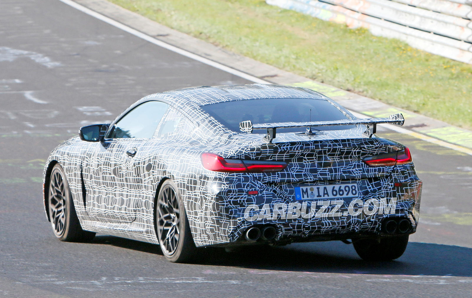 Is BMW Cooking Up A Hot M8 Clubsport?