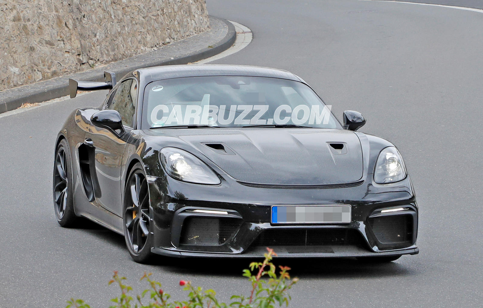 Extreme Porsche Cayman GT4 Is Coming