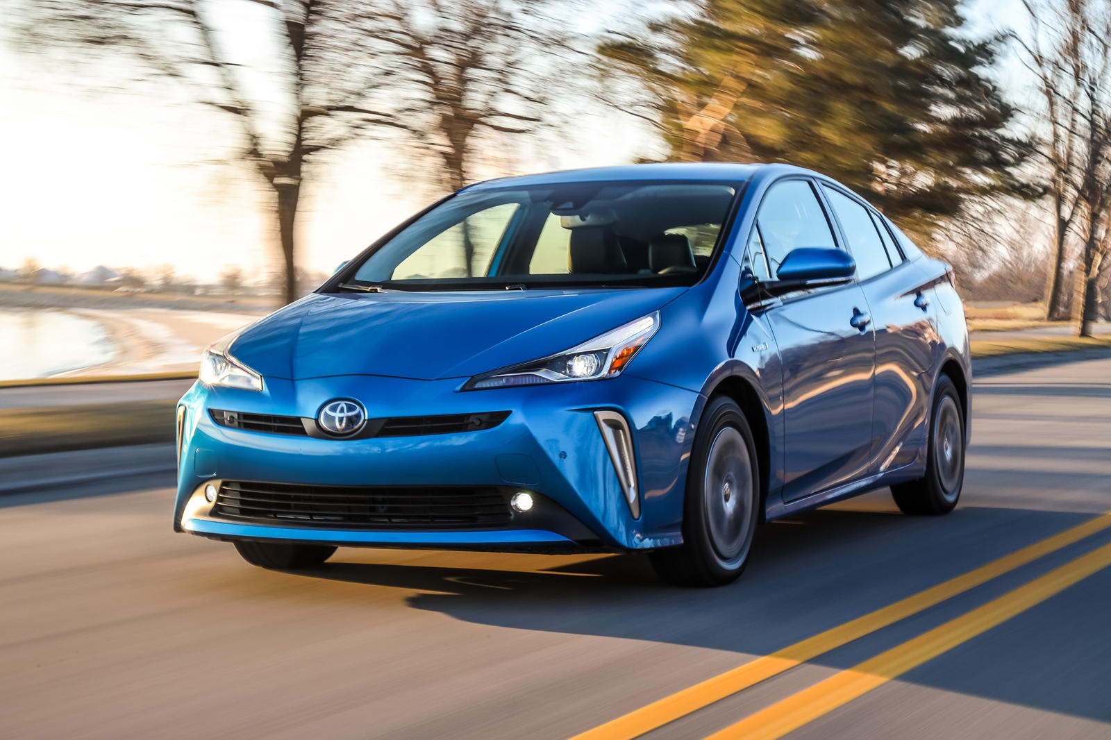 2020 Toyota Prius Arrives With Lots Of New Toys