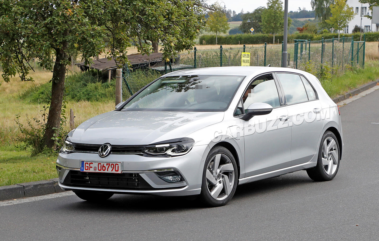 This Is Our Best Look At The New Volkswagen Golf