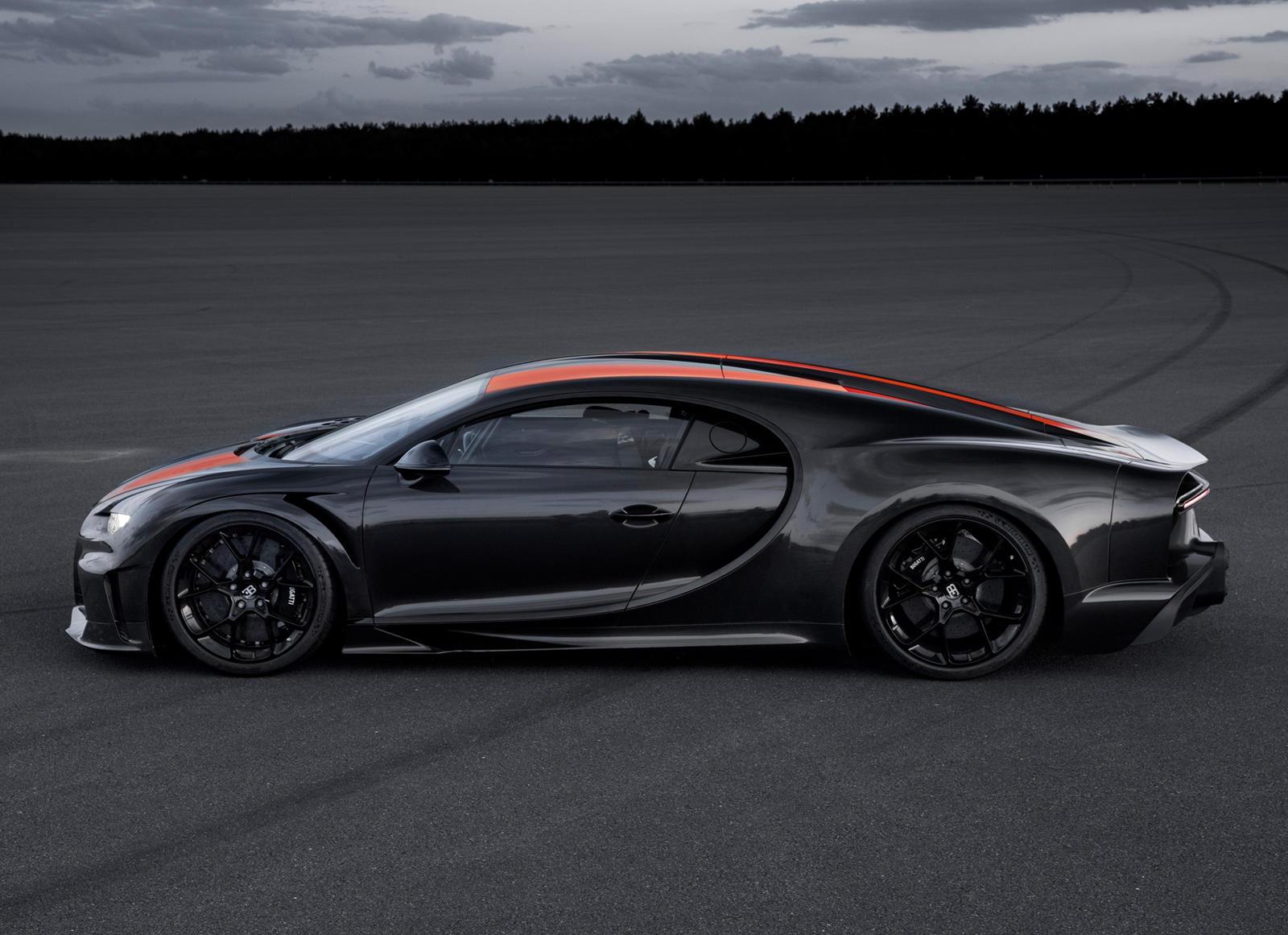 Bugatti Reveals Secrets For Chiron Super Sport 300+'s Success