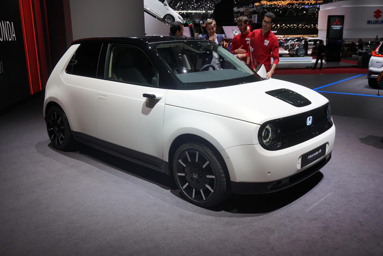 Honda's Electric Platform Ready For Something Sporty