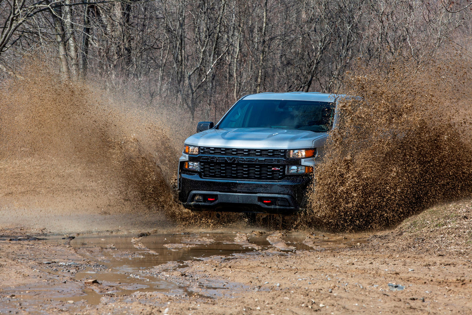Chevrolet Silverado ZRX Will Be An Off-Road Bruiser