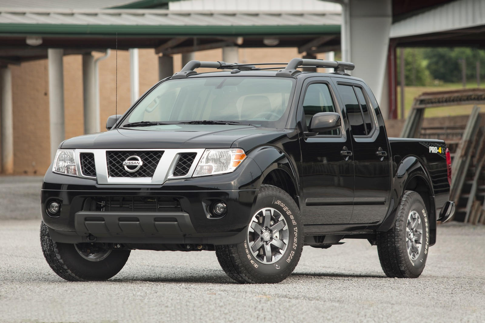 Nissan Offering FREE Upgrade On Frontier And Titan Right Now