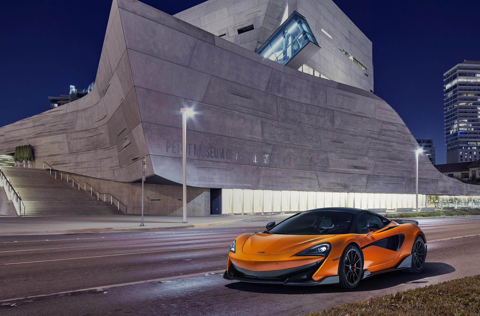 McLaren's New American Headquarters Is Going To Be Massive
