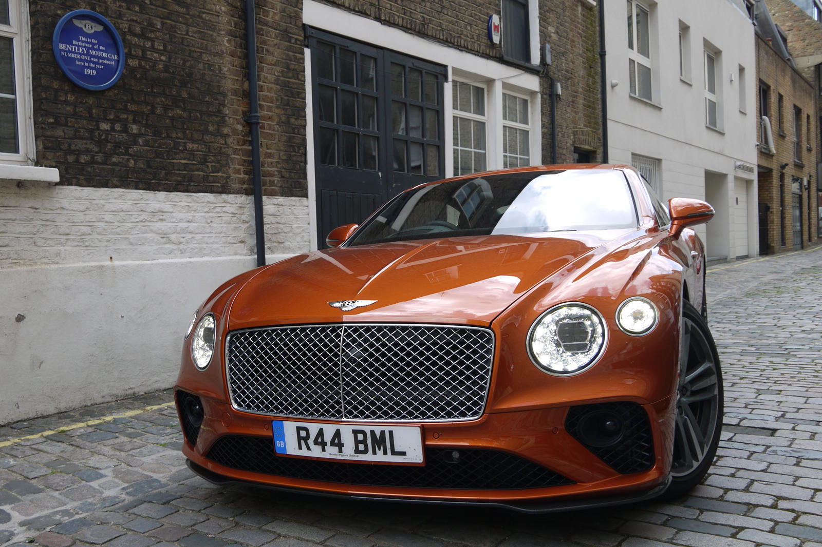 2019 Bentley Continental Gt Review Trims Specs Price New Interior Features Exterior Design And Specifications Carbuzz