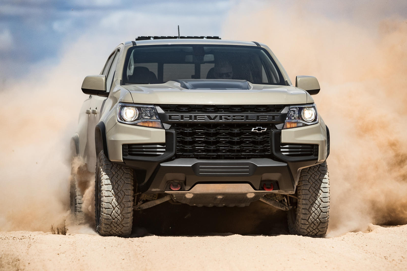 2021 chevrolet colorado is here to fight the ford ranger