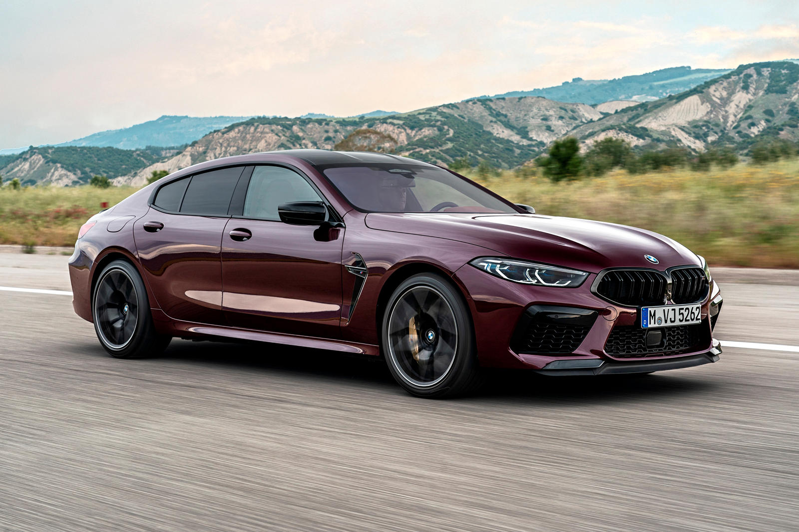 2020 Bmw M8 Gran Coupe Review Trims Specs Price New Interior Features Exterior Design And Specifications Carbuzz