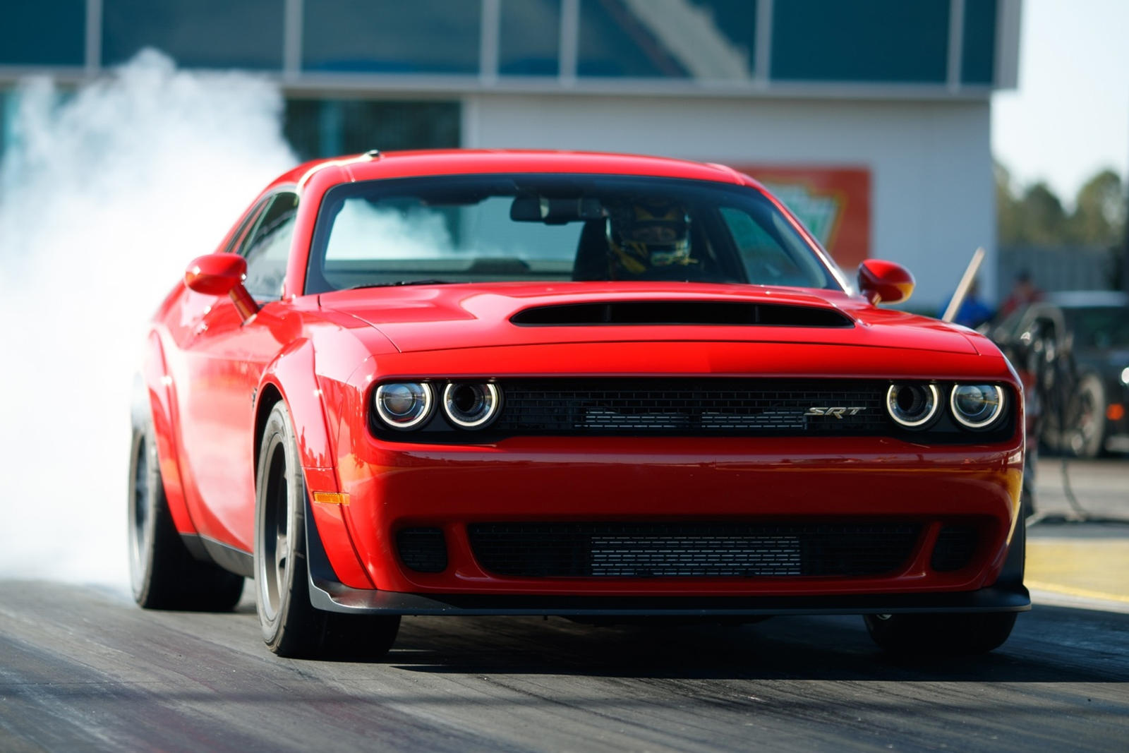 New Track-Focused Dodge Challenger Is Coming