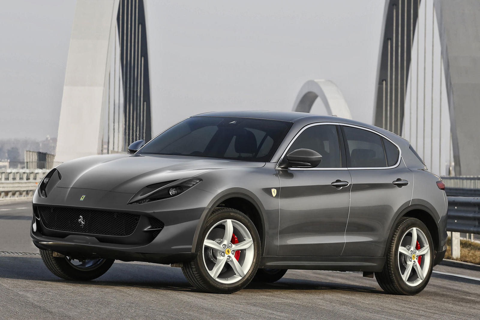 2022 Ferrari Purosangue Review Trims Specs Price New Interior Features Exterior Design And Specifications Carbuzz