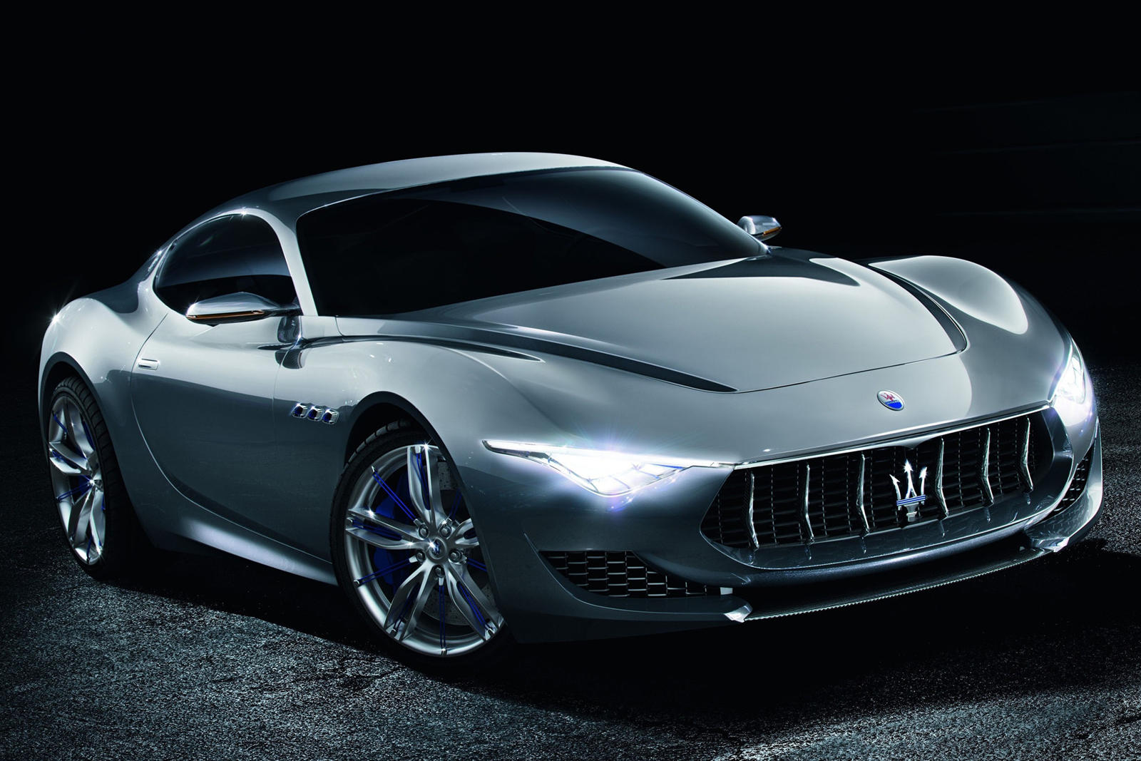 Maserati Going All In On Electric Cars