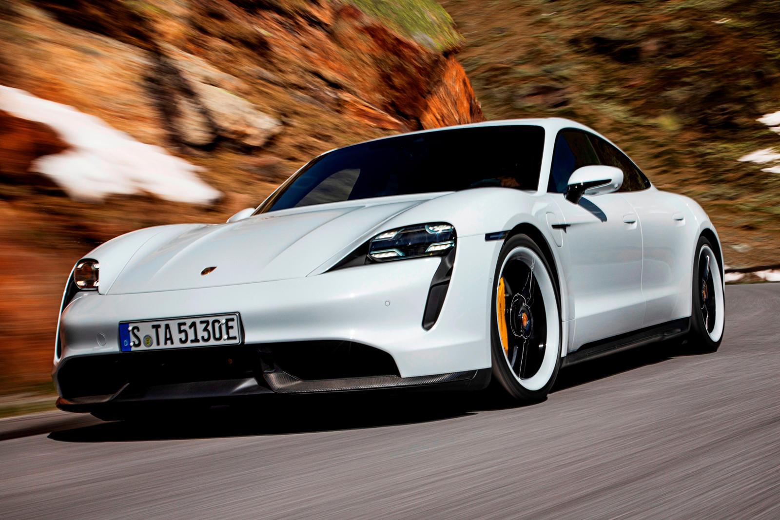 Porsche Already Luring Away Tesla Owners