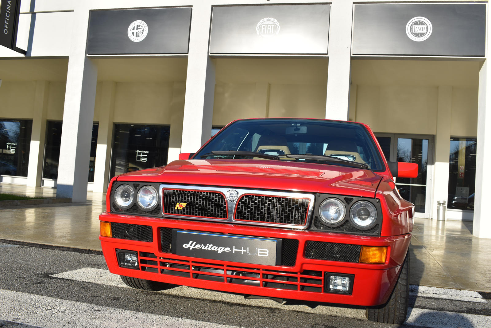 Keeping A Lancia Delta On The Road Just Got Easier