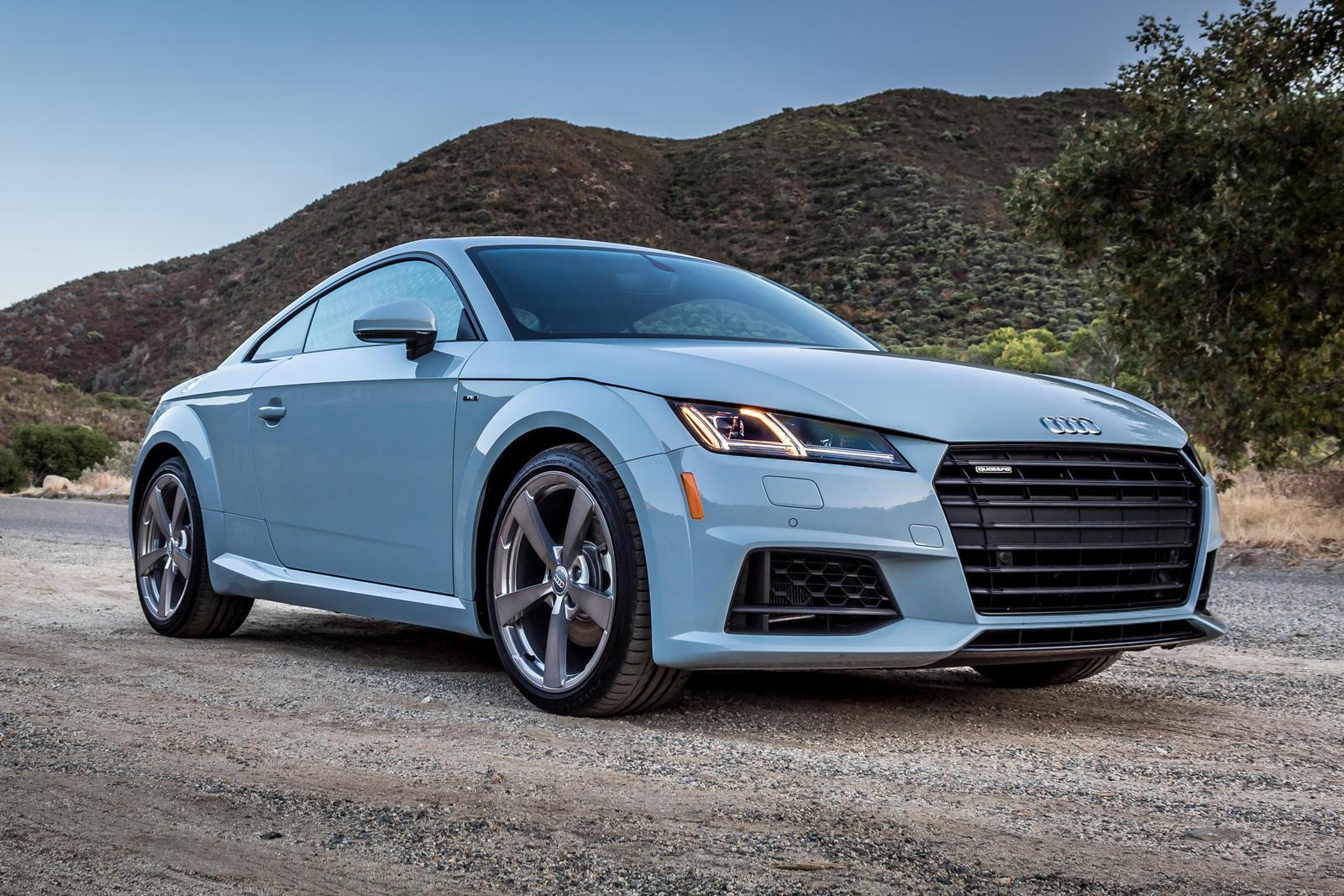 Kelebihan Kekurangan Audi Tt Coupe Perbandingan Harga