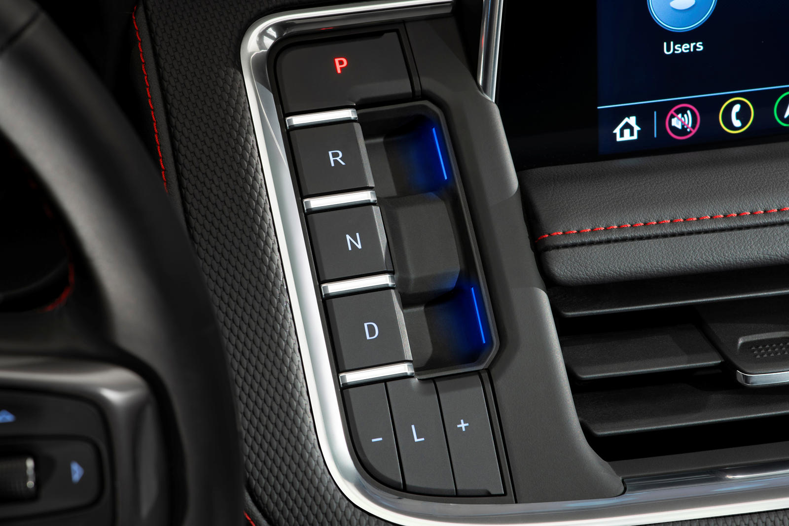Why Chevy Picked A Push-Button Shifter For The Tahoe And ...