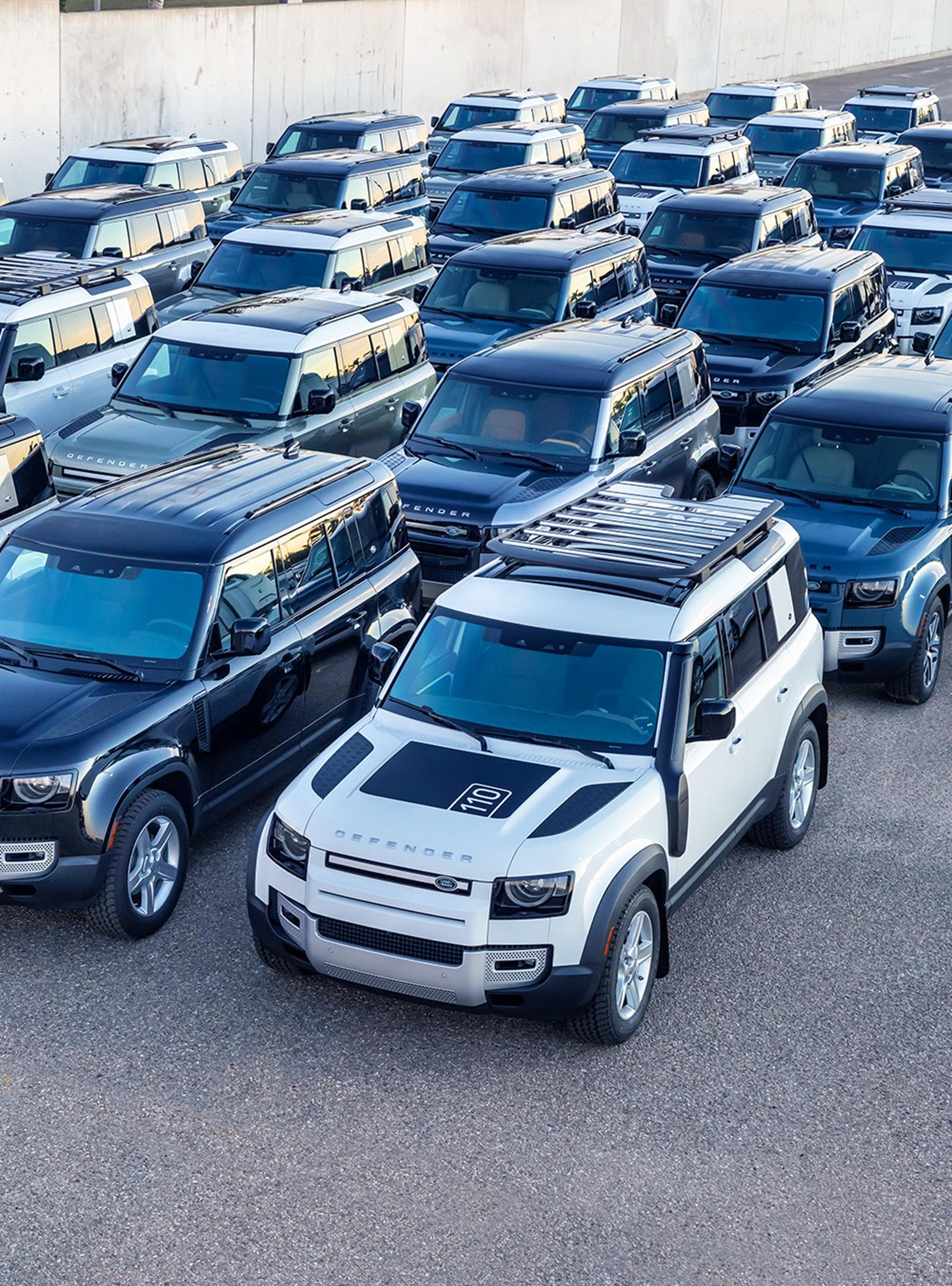 Latest Land Rover Defender Outdoor Adventure Unlike Any Other