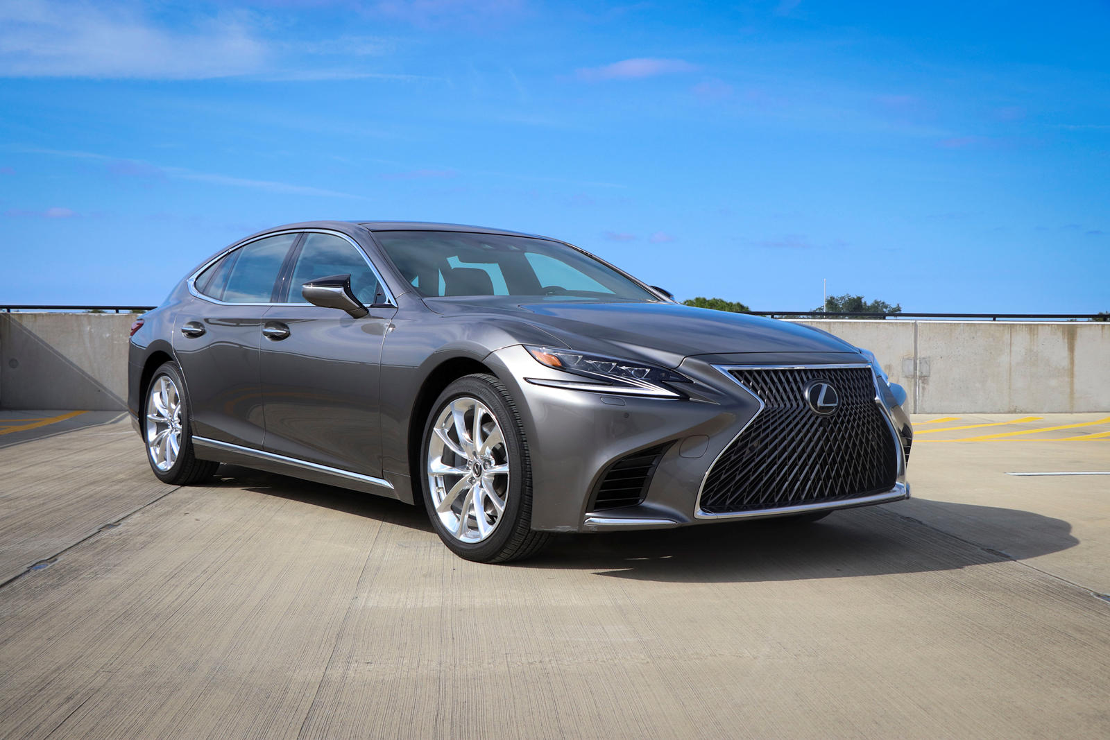 2020 lexus ls review  trims  specs and price