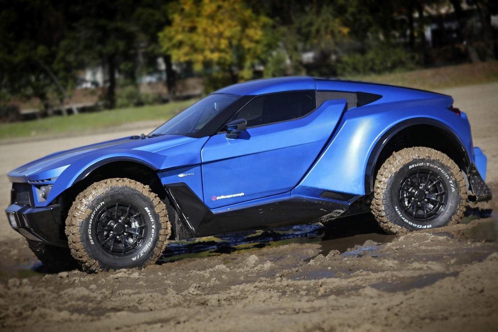 Insane 700-HP All-Terrain Supercar Is $500,000 Well Spent