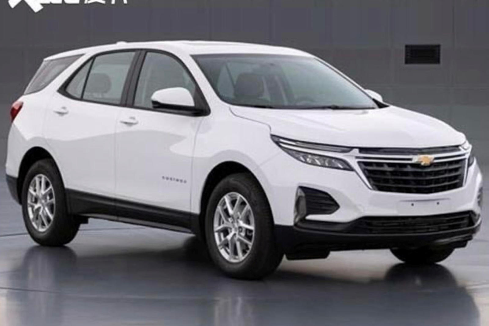 LEAKED: This Is The 2021 Chevrolet Equinox Facelift | CarBuzz