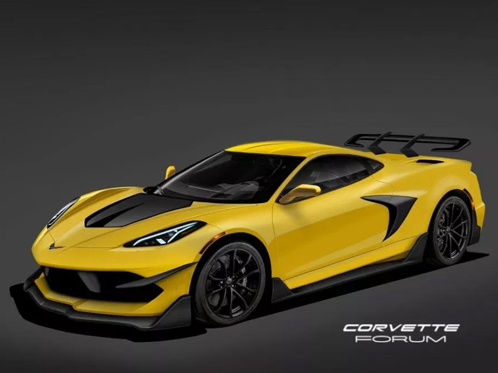 Will The C8 Corvette Z06 Hold Its Own Against This $300k ...