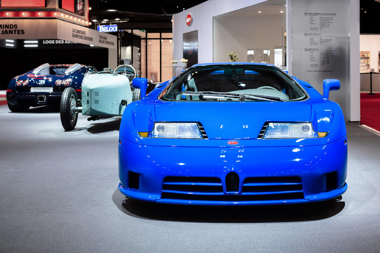Bugatti Plans To Keep Its Historic Supercars Alive