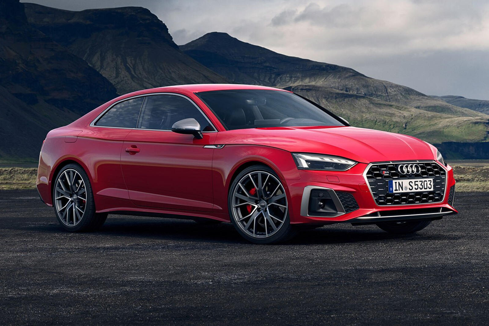 2020 Audi S5 Coupe Review Trims Specs Price New Interior Features Exterior Design And Specifications Carbuzz