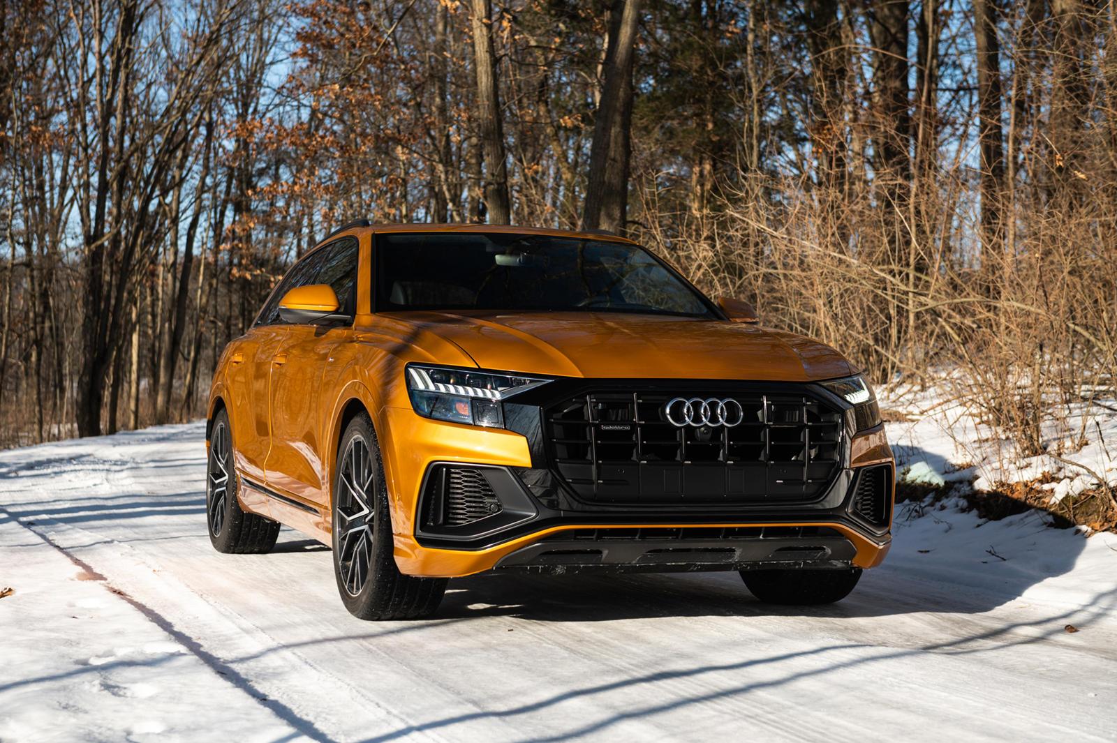 Kekurangan Audi Q 8 Review