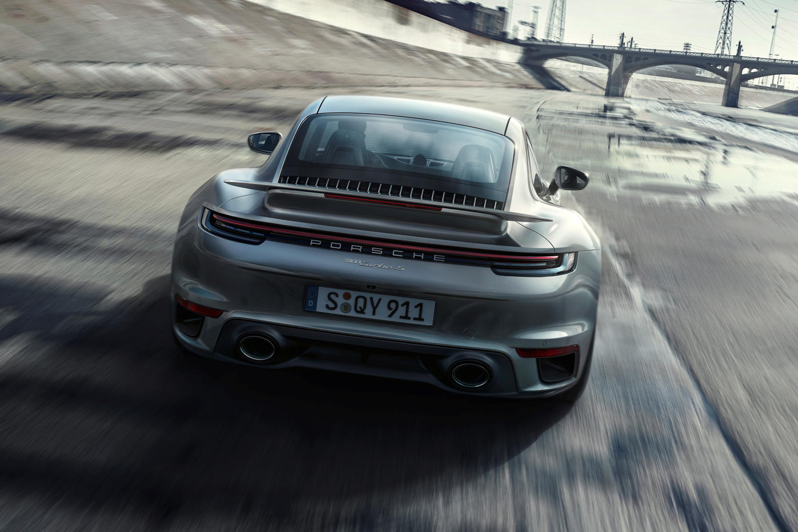 photo of Porsche Reveals Lightweight Package For 911 Turbo S image