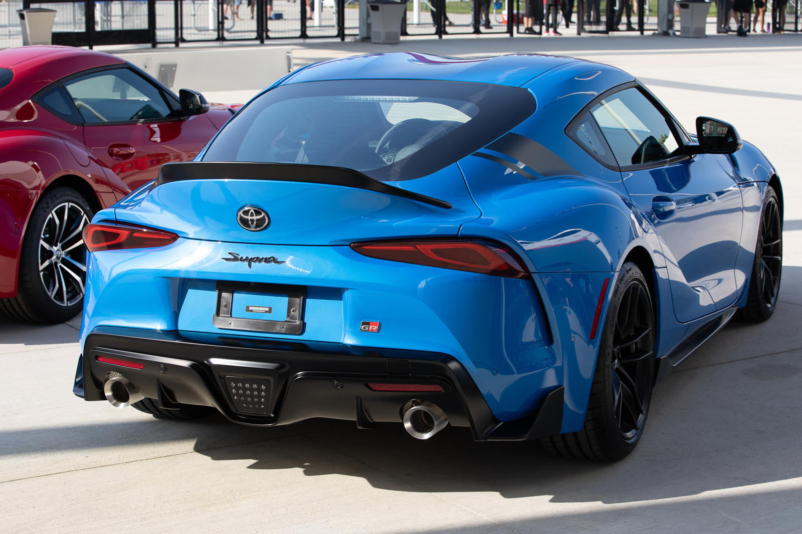 Toyota Supra 3JZ Is Coming To CRUSH The C8 Corvette