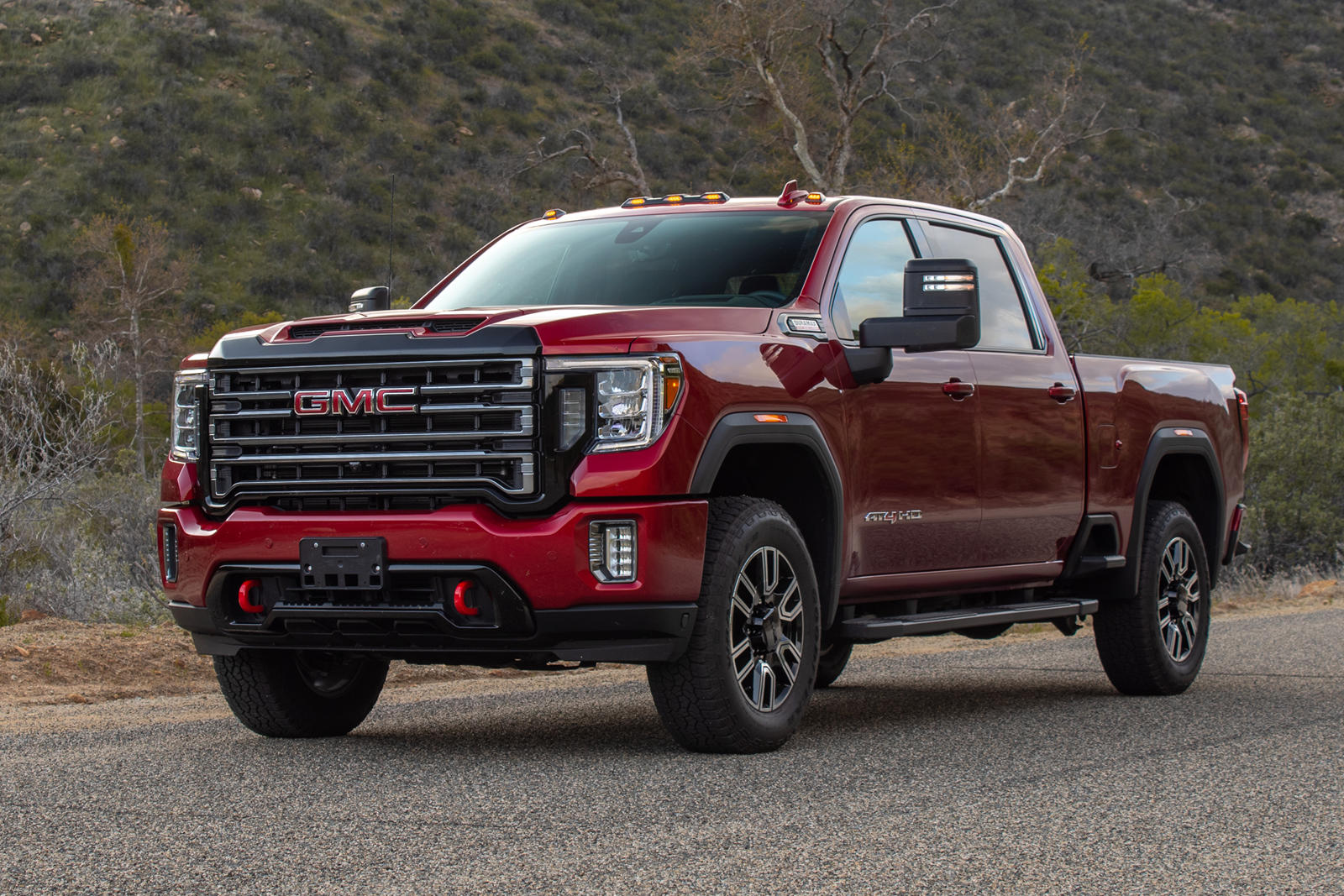 2020 Gmc Sierra 2500hd Review Trims Specs Price New Interior Features Exterior Design And Specifications Carbuzz