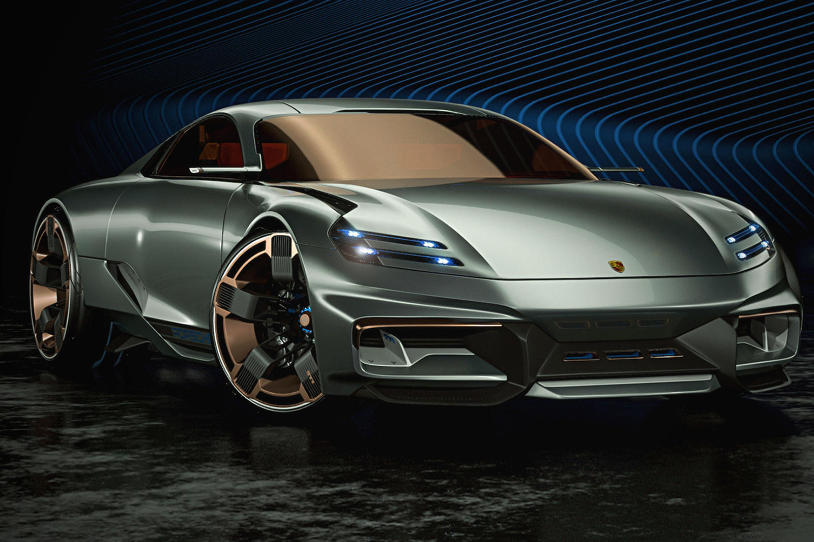 photo of This Is The Future Of The Porsche 911 image