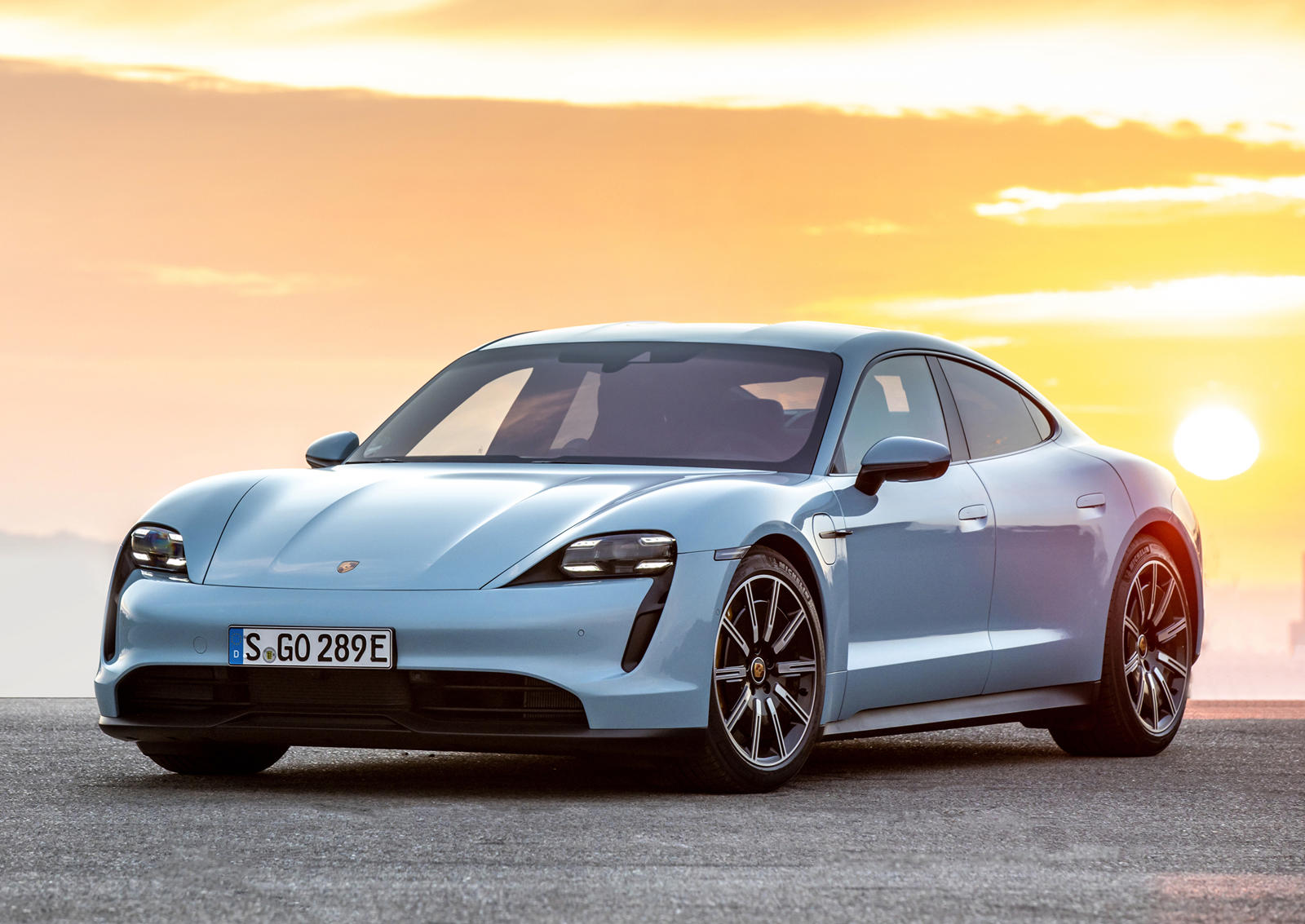 There Are A Lot Less Porsche Taycans On The Road Than Expected