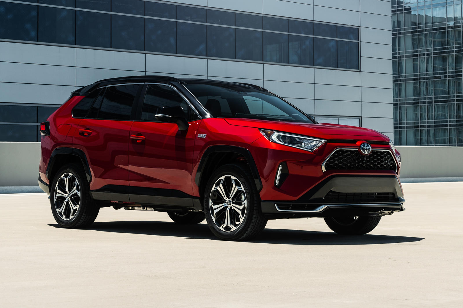 The Most Powerful Toyota RAV4 Ever Has A Hefty Price Tag