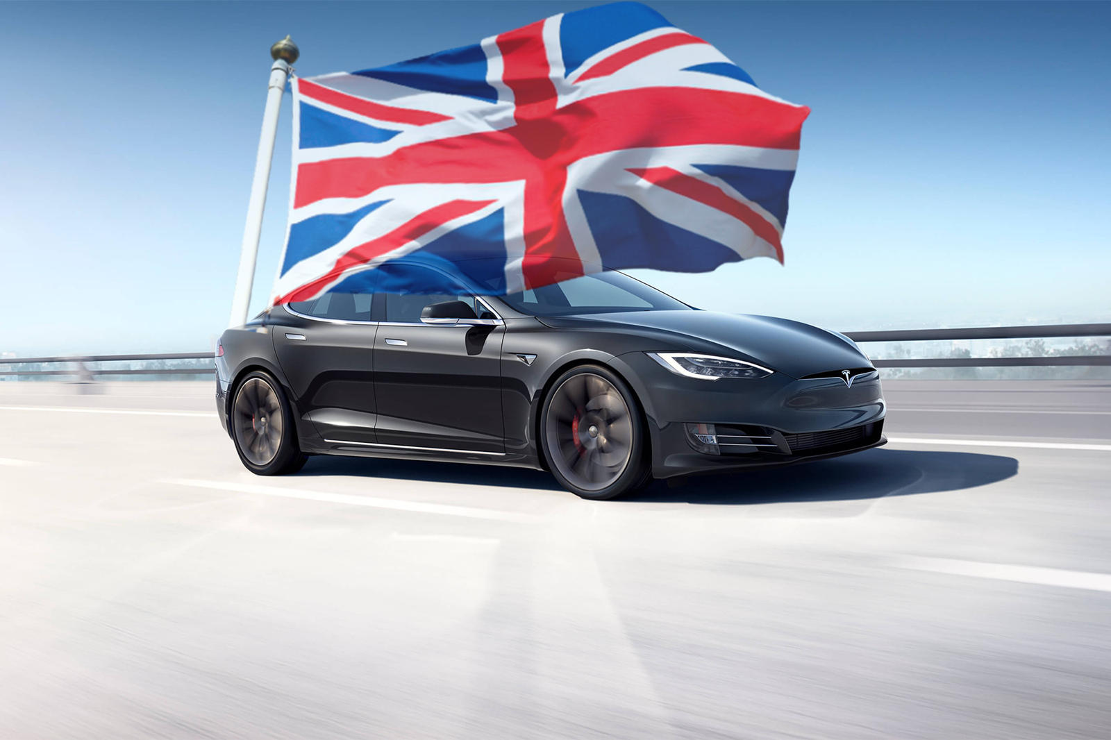 Is Telsa Working On A UK Factory?