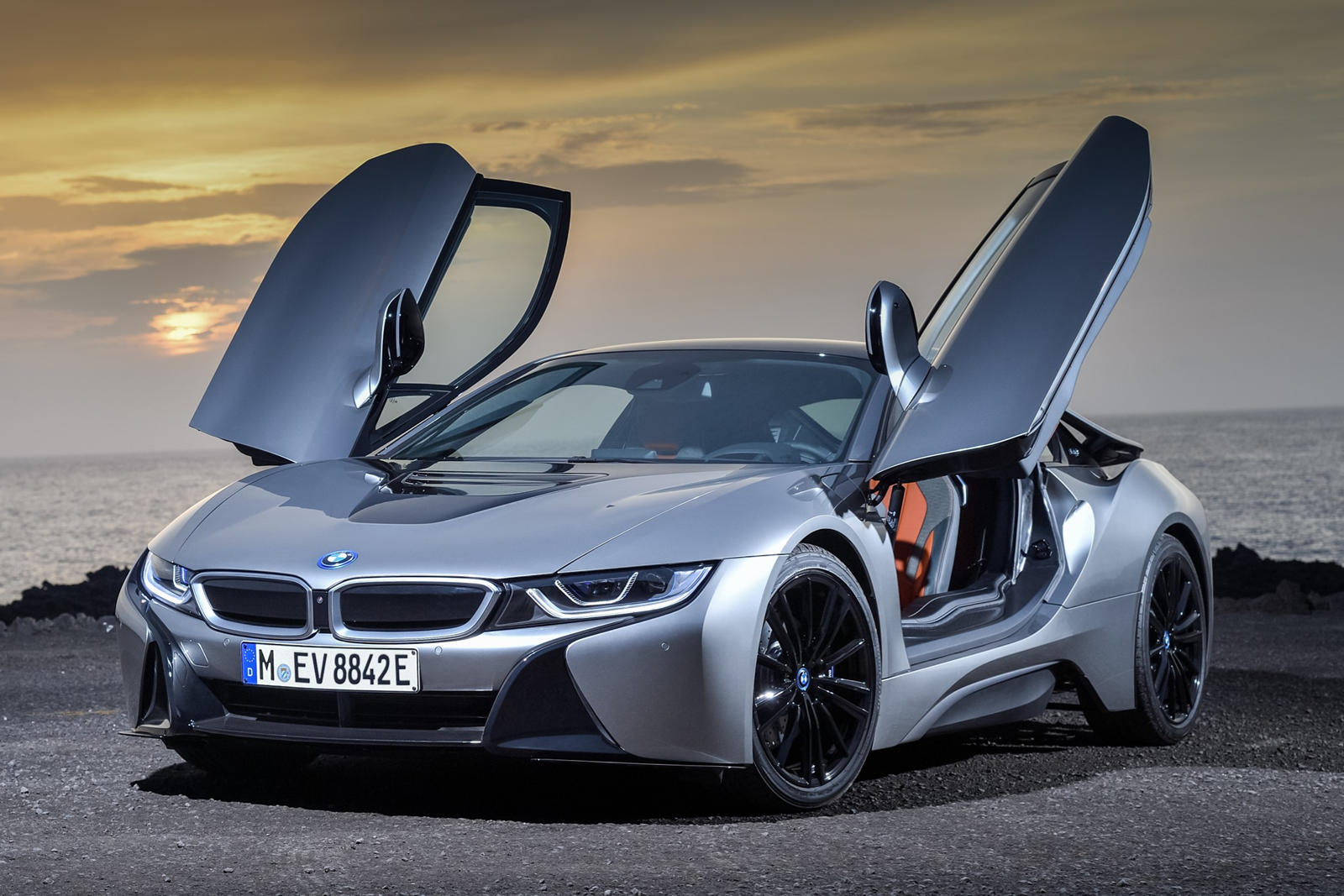 We Will Finally Wave Goodbye To The BMW i8 Next Week