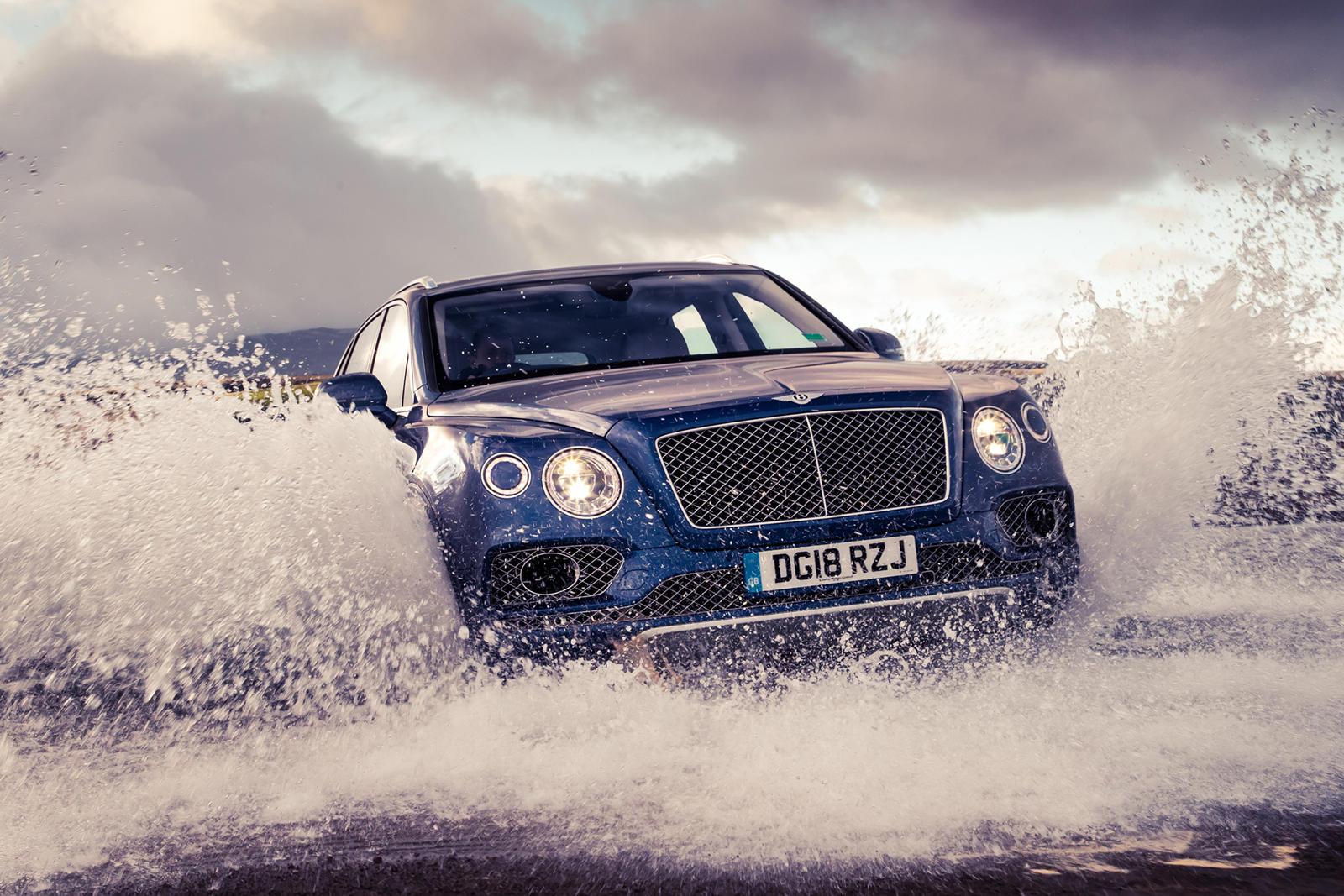 Bentley Bentayga Celebrates A Big Milestone