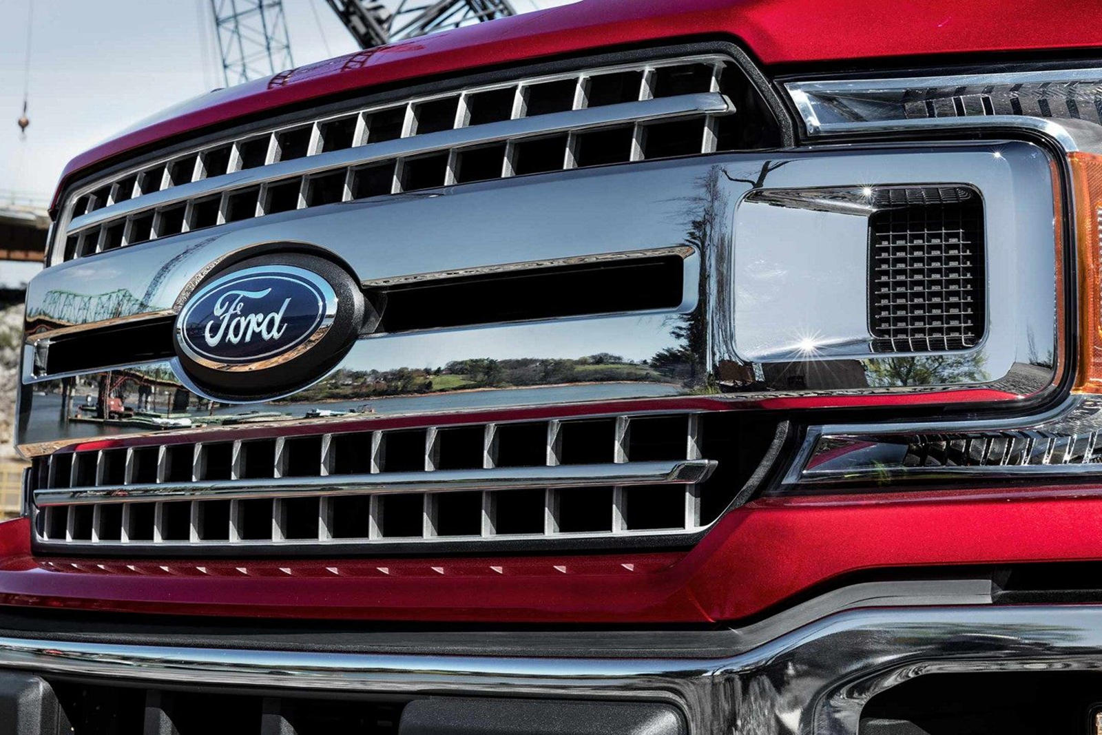 Ford Reveals New Grille Designs
